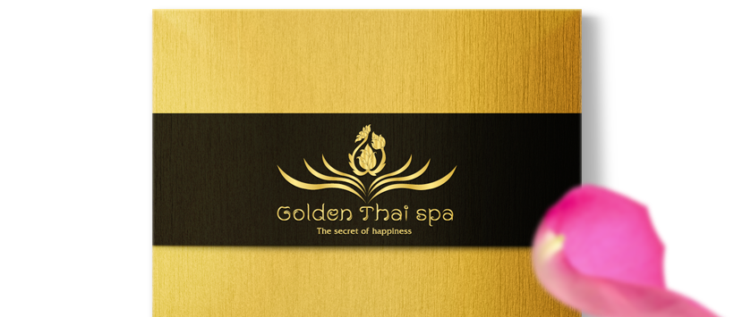 Carte cadeau Golden Thaï Spa